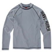 Arizona Long-Sleeve Rash Guard - Boys 8-20