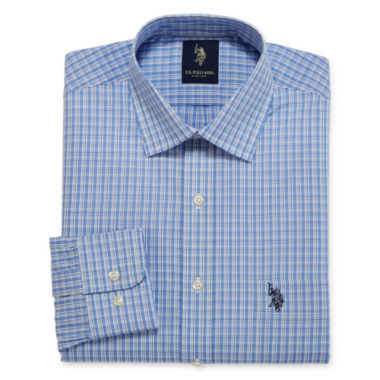 jcpenney.com | U.S. Polo Assn.® Easy-Care Broadcloth Dress Shirt