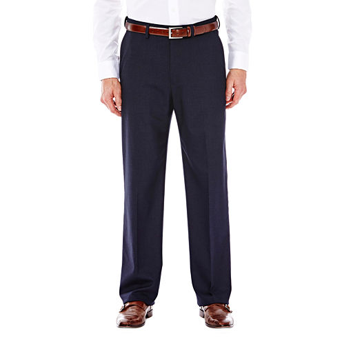 Haggar® Premium Stretch Dark Navy Suit Pants - Classic Fit