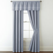 Royal Velvet® Captiva 2-Pack Curtain Panels