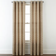 Studio™ Henderson Jacquard Grommet-Top Curtain Panel