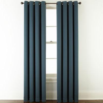 studio mckenna grommettop curtain panel