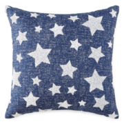 JCPenney Home™ American Stars Square Decorative Pillow