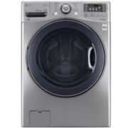 LG ENERGY STAR®  4.3 cu. ft. Ultra Large Capacity Turbowash™ Washer With NFC Tag On