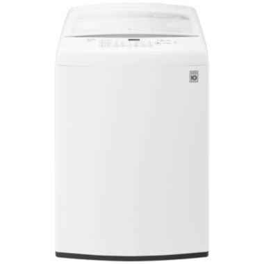 jcpenney.com | LG ENERGY STAR®  4.5 cu. ft. Ultra Large CapacityHigh Efficiency Top Load Washer with Front Control Design