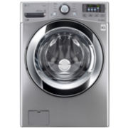 LG ENERGY STAR®  4.3 cu. ft. Ultra-Large Capacity Washer with Steam Technology