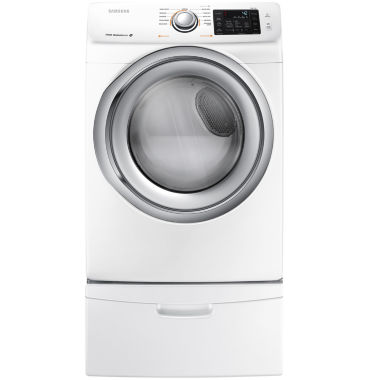 jcpenney.com | Samsung 7.5 Cu. Ft. Gas Dryer with Steam Dry