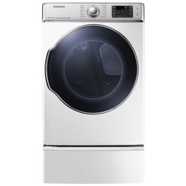 jcpenney.com | Samsung 9.5 cu. ft. Gas Dryer with Steam Dry