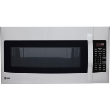jcpenney.com | LG 1.7 cu. ft. Over-the-Range Convection Microwave Oven