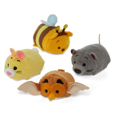 jcpenney.com | Disney Winnie the Pooh Small Tsum Tsum Collection