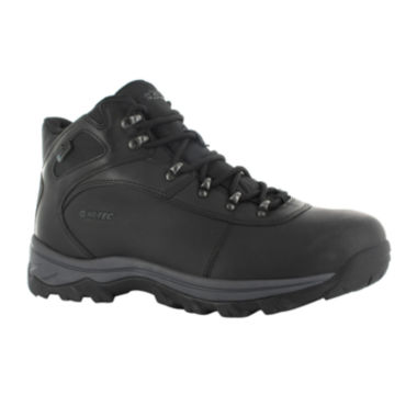 jcpenney.com | Hi-Tec Altitude Base Camp Mens Leather Hiking Boots