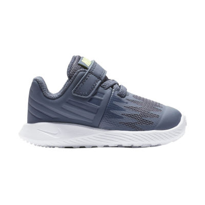b3e8889b6fb2 Nike Star Runner Boys Running Shoes Hook and Loop - Toddler