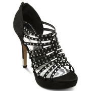 Worthington® Jubilee High-Heel Cage Sandals