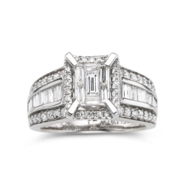 jcpenney.com | Harmony Eternally in Love 1-1/2 CT. T.W. Certified Diamond Engagement Ring