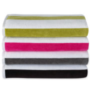 jcp home™ Mix and Match Striped Hand Towels