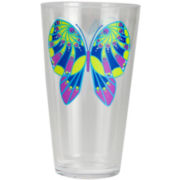 Zak Designs® Flutter Set of 6 Highball Glasses