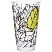 Zak Designs® Gala Set of 6 Highball Glasses
