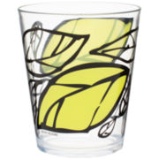 Zak Designs® Gala Set of 6 Double Old-Fashioned Glasses