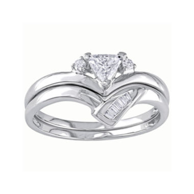 jcpenney.com | ⅓ CT. T.W. Diamond Bridal Set