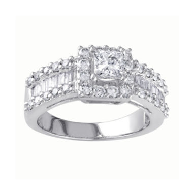 jcpenney.com | 1⅜ CT. T.W. Diamond Engagement Ring