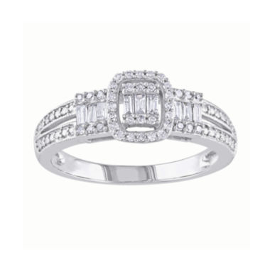 jcpenney.com | ⅓ CT. T.W. Diamond Ring