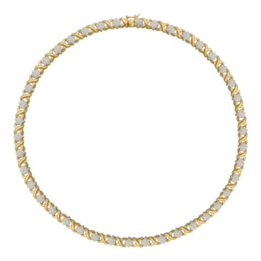 jcpenney.com | Diamond-Accent Floral Necklace
