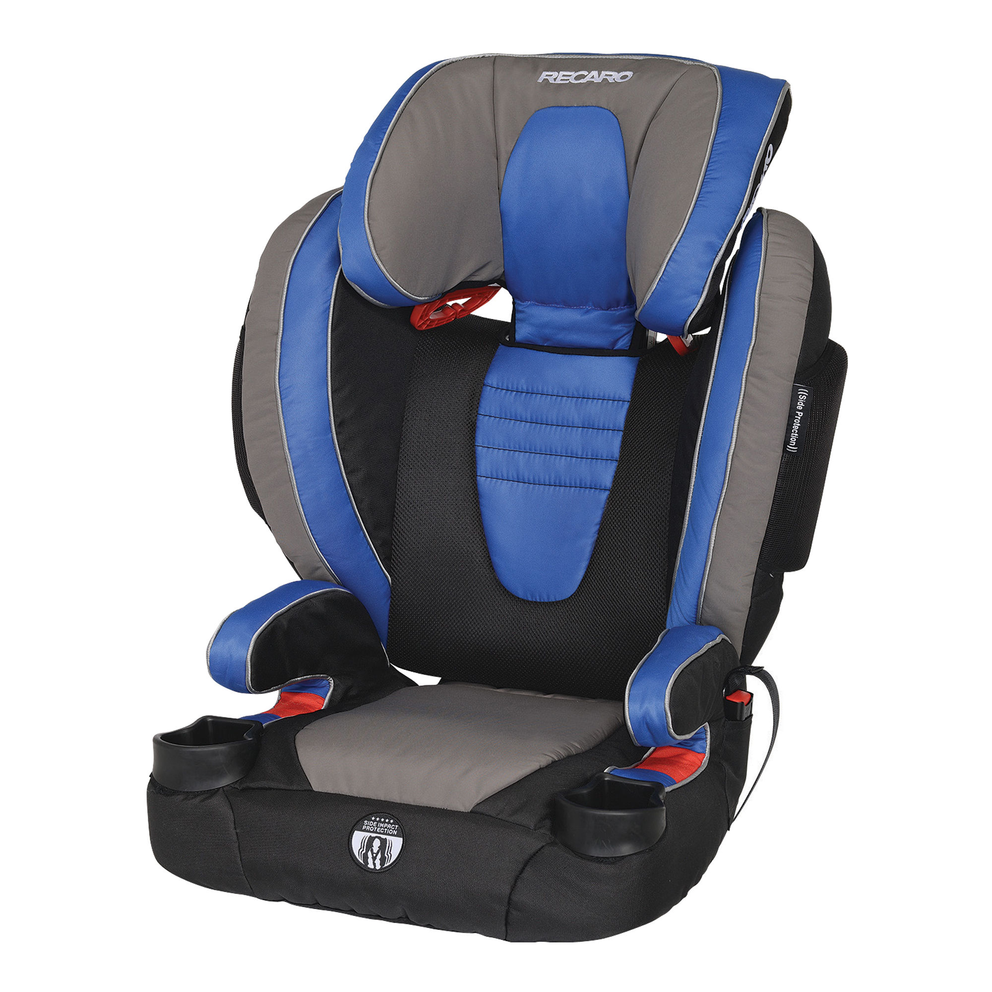 Recaro Performance High-Back Booster Car Seat - Sapphire