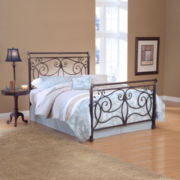 Robards Metal Bed or Headboard