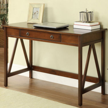 jcpenney.com | Titian Desk in Antique Tobacco