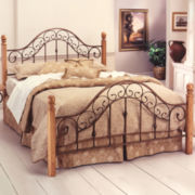 Delaney Metal Bed or Headboard