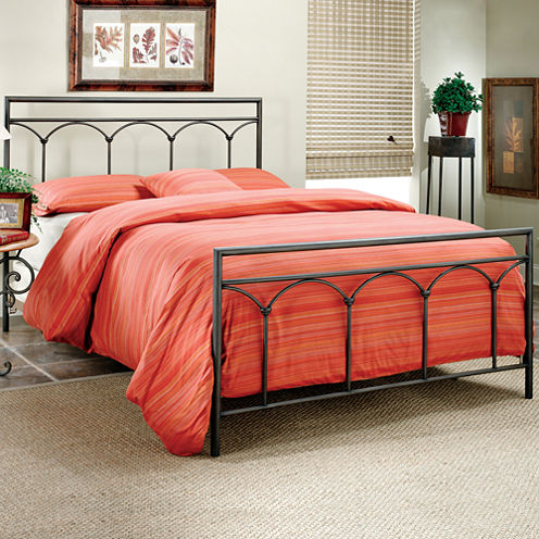 Zachary Metal Bed