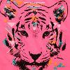 Fun Pink Tiger