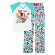Sleep On It 2-pc. BFF Pajama Set – Girls 7-16