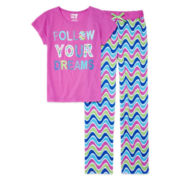 Sleep On It 2-pc. Pajama Set – Girls 7-16
