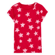 Arizona Star Print Favorite Tee - Girls 7-16 and Plus
