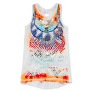 Arizona Tie-Back Tank Top – Girls 7-16 and Plus