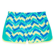 Xersion™ Print Running Shorts - Girls 7-16 and Plus