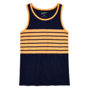 Arizona Striped Tank Tops - Boys 8-20