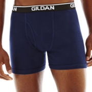 Gildan® 5 pk. Platinum Cotton Boxer Briefs