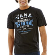 Vans® Mark Graphic Tee