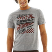 Vans® Mashled Upped Graphic Tee