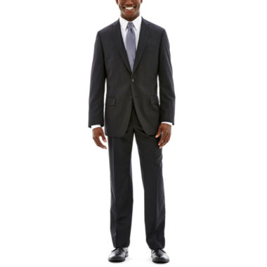 jcpenney.com | Claiborne Stretch Black Solid Suit-Classic Fit