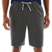 "Xersion™ 10"" Lightweight Fleece Shorts"