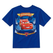 Disney Collection Cars Short-Sleeve Graphic Tee - Boys 2-12