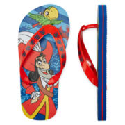 Disney Collection Jake Flip Flops - Boys 2-12