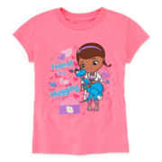 Disney Collection Doc McStuffins Graphic Tee – Girls 2-12