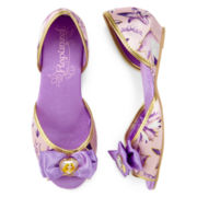 Disney Collection Rapunzel Costume Shoes - Girls 2-13