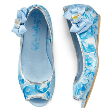jcpenney.com | Disney Collection Cinderella Costume Shoes - Girls 2-13