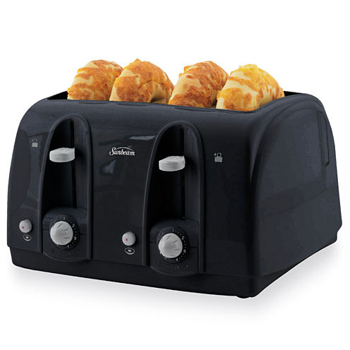 Sunbeam® 4-Slice Toaster