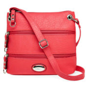 Rosetti® Triple Play Mini Demi Crossbody